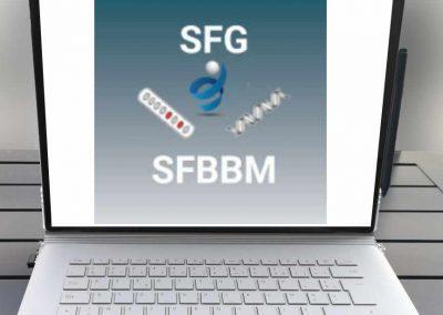 """Congrès SFG/SFBBM """"Genetic code"""" 2020"""
