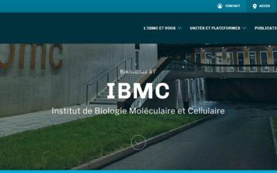 Mise en ligne du nouveau site IBMC